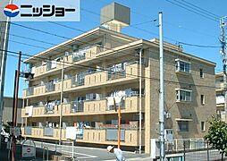 セゾンきさらぎ2棟[3階]の外観