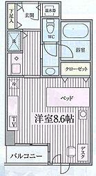 コンフォート荻窪[0321号室]の間取り