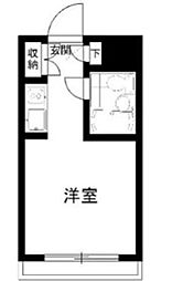 メゾン・ド・セプトル[3階]の間取り