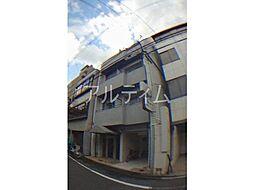 京都府京都市下京区俊成町の賃貸マンションの外観