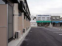 レオパレス雅[1階]の外観