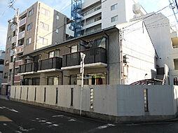 愛媛県松山市一番町1丁目の賃貸アパートの外観