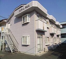 静岡県沼津市高砂町の賃貸アパートの外観