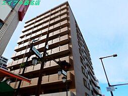 三重県桑名市寿町1丁目の賃貸マンションの外観