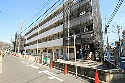 レジデンス横浜鶴見[105号室]の外観