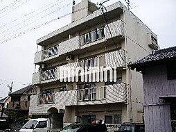坂井戸マンション[4階]の外観