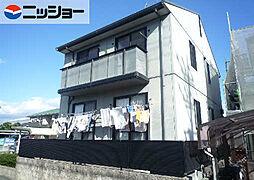 レグルスB棟[1階]の外観