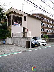 福岡県福岡市東区若宮4丁目の賃貸アパートの外観