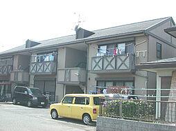 スカイハイツ植田[B203号室]の外観