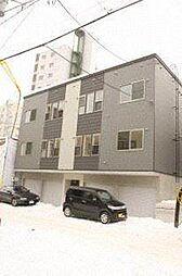 キャステル東札幌[201号室]の外観