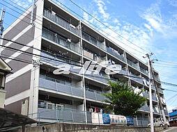 兵庫県神戸市北区鈴蘭台北町7丁目の賃貸マンションの外観