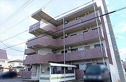 ハイツアムール[2階]の外観