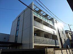 ジョイフル玉川学園[2階]の外観
