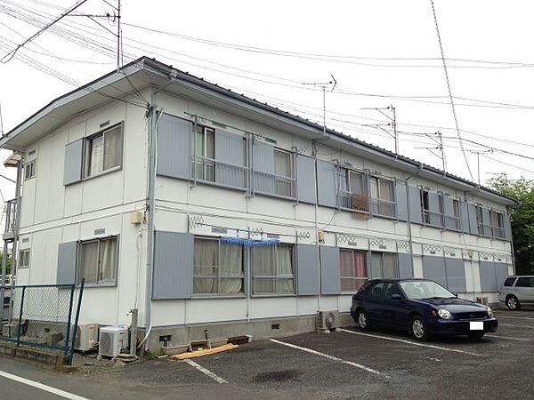 富沢ホワイトコーポB 1階の賃貸【群馬県 / 前橋市】
