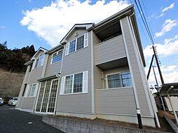 千葉県成田市押畑の賃貸アパートの外観