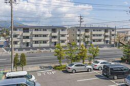 エスポワール・東和田B[3階]の外観