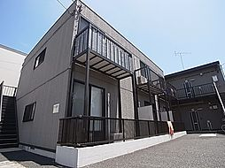 スタジオ北柏[2階]の外観