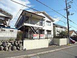 松ヶ丘ハイツ[203号室]の外観