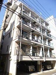 東京都墨田区緑3丁目の賃貸マンションの外観