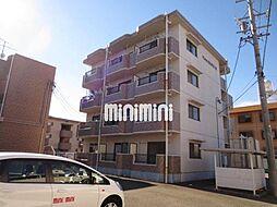 マンションジュネスVIII[4階]の外観