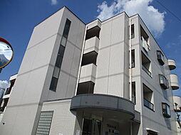 大阪府寝屋川市池田3丁目の賃貸マンションの外観