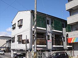 滋賀県草津市上笠4丁目の賃貸マンションの外観