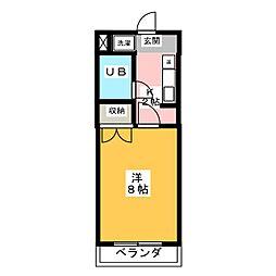 はなみずき通駅 2.8万円