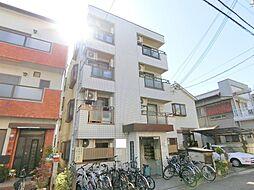 シャイン西上小阪[1階]の外観