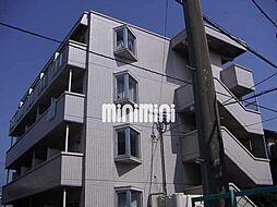 箱崎西城コーポ[3階]の外観