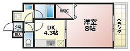 マ・メゾン15[1階]の間取り