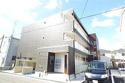 兵庫県神戸市兵庫区芦原通6丁目の賃貸アパートの外観