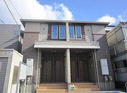 埼玉県川口市弥平4丁目の賃貸アパートの外観