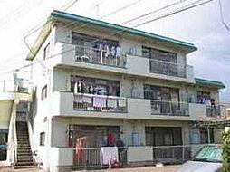 東京都八王子市北野町の賃貸マンションの外観