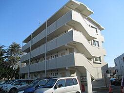 静岡県浜松市東区丸塚町の賃貸マンションの外観