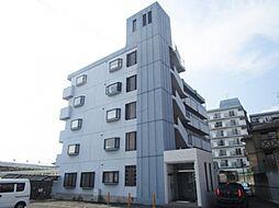 リバーサイド上野[4階]の外観