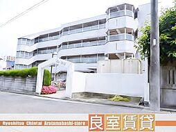 愛知県名古屋市瑞穂区御莨町5丁目の賃貸マンションの外観