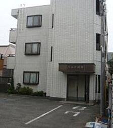東京都調布市深大寺東町5丁目の賃貸マンションの外観