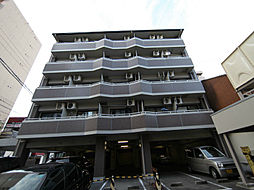 愛知県名古屋市瑞穂区惣作町1の賃貸マンションの外観