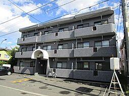 北海道札幌市東区北三十六条東6丁目の賃貸マンションの外観