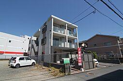 福岡県春日市須玖北1丁目の賃貸マンションの外観