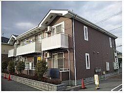 広島県福山市山手町6丁目の賃貸アパートの外観
