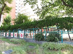 九番保育園名古屋市立の保育園です。 徒歩 約10分(約750m)