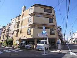 京都府京都市東山区本町8丁目の賃貸マンションの外観