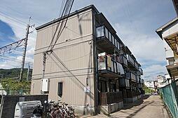 サンモール高垣[2階]の外観