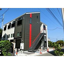 カパルアガーデン横浜反町[0106号室]の外観