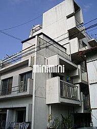 木村ビル (中村・白子)[4階]の外観