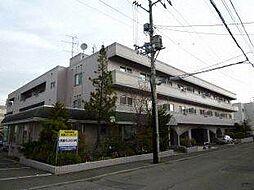 北海道札幌市豊平区平岸二条14丁目の賃貸マンションの外観