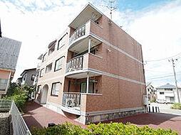 新潟県新潟市西区ときめき西3丁目の賃貸マンションの外観