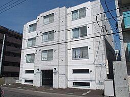 コンスコン麻生[4階]の外観