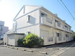 兵庫県相生市旭3丁目の賃貸アパートの外観